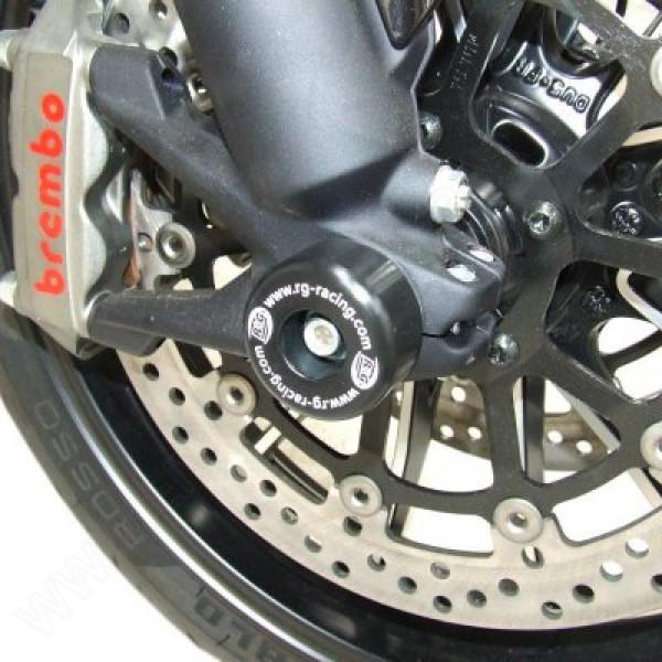 R&G Racing Fork Protectors Ducati Diavel / XDiavel