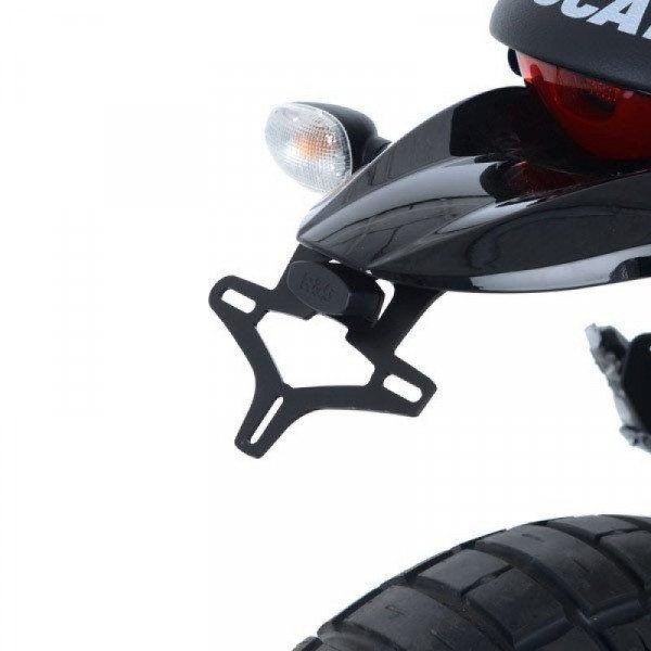 R&G Kennzeichenhalter Ducati Scrambler 800 Desert Sled