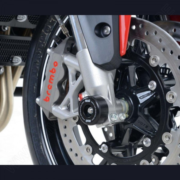 R&G Racing Fork Protectors Triumph Speed Triple 1050 / S / R / RS 2016-