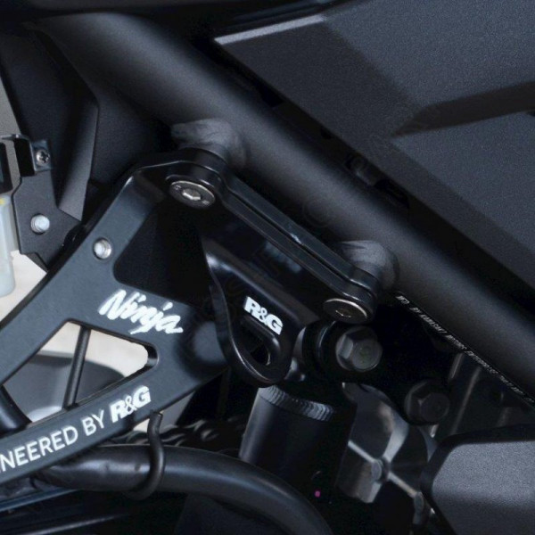 R&G Transporthaken Paar Kawasaki Ninja 250 / 400 2018- / Z 250 / 400 2019-