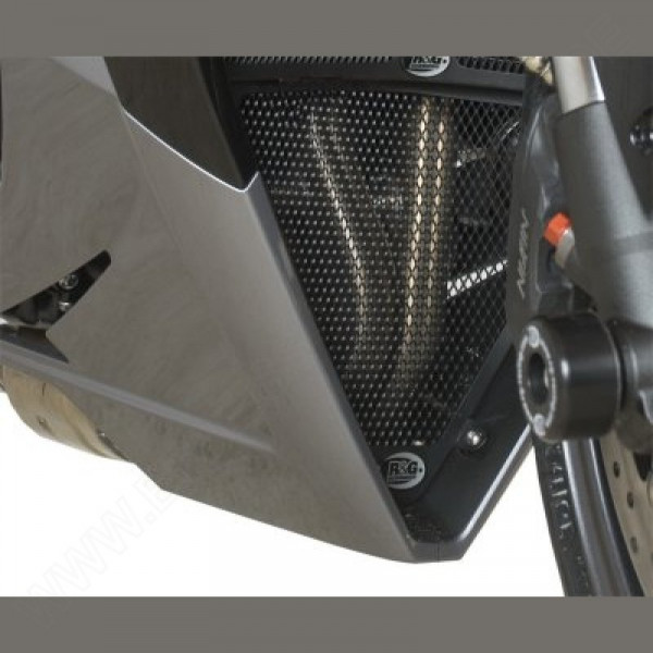R&G Racing Downpipe Grille Triumph Daytona 675 / 675 R 2013-
