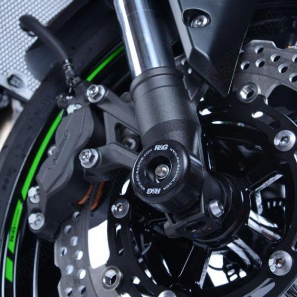 R&G Racing Fork Protectors Kawasaki Z 900 2017- / Z 900 RS 2018-