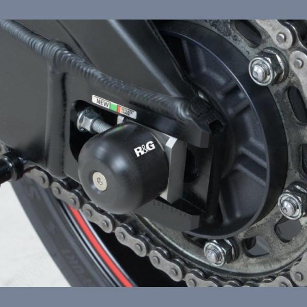 R&G Racing Swingarm Protectors Suzuki GSX-R 1000 2005-2016