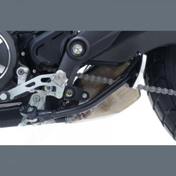 R&G Seitenständer Puck Ducati Multistrada 1200 2015- / Diavel 1260 2019-