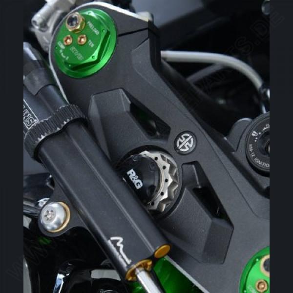 R&G Racing Top Yoke Plug Kawasaki H2 / H2 R 2015-