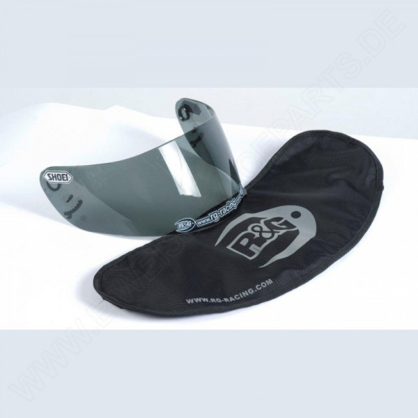 R&G Racing Deluxe Visor Pouch