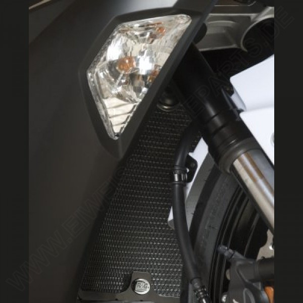 R&G Racing Radiator Guard Kawasaki ZX-6 R 636 2013-2018