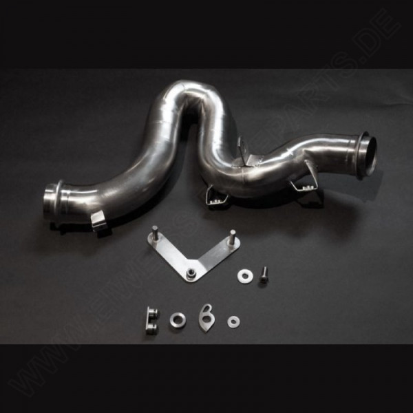 Bodis Cat replacement pipe KTM Super Duke 1290 GT 2016-