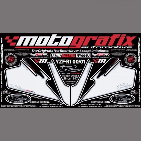 Motografix Stone Chip Protection front Yamaha YZF R1 2000-2001 NY004U