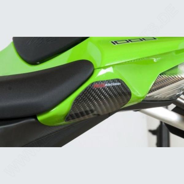 R&G Racing Carbon Tail Protector Kawasaki ZX-10 R 2011-2015