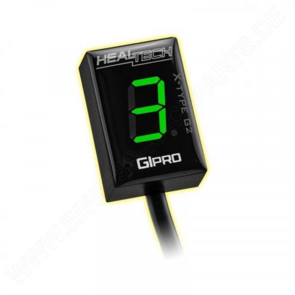 Healtech Ganganzeige GIPRO-X + GPX-Y01