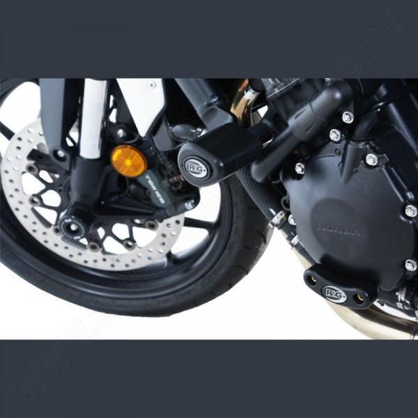 """R&G Crash Protectors """"No Cut"""" Honda CB 1000 R 2018-"""